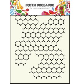 Dutch Doobadoo Dutch Mask Art A5 Chicken Wire