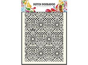 Dutch Doobadoo Dutch Mask Art A5 Flower