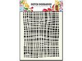Dutch Doobadoo Dutch Mask Art A5 Fabric