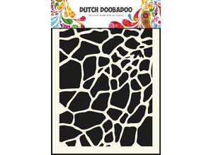 Dutch Doobadoo Dutch Mask Art A5 Giraffe