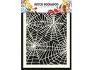 Dutch Doobadoo Dutch Mask Art A5 Spiderweb