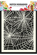 Dutch Doobadoo Dutch Art Mask A5 Spiderweb