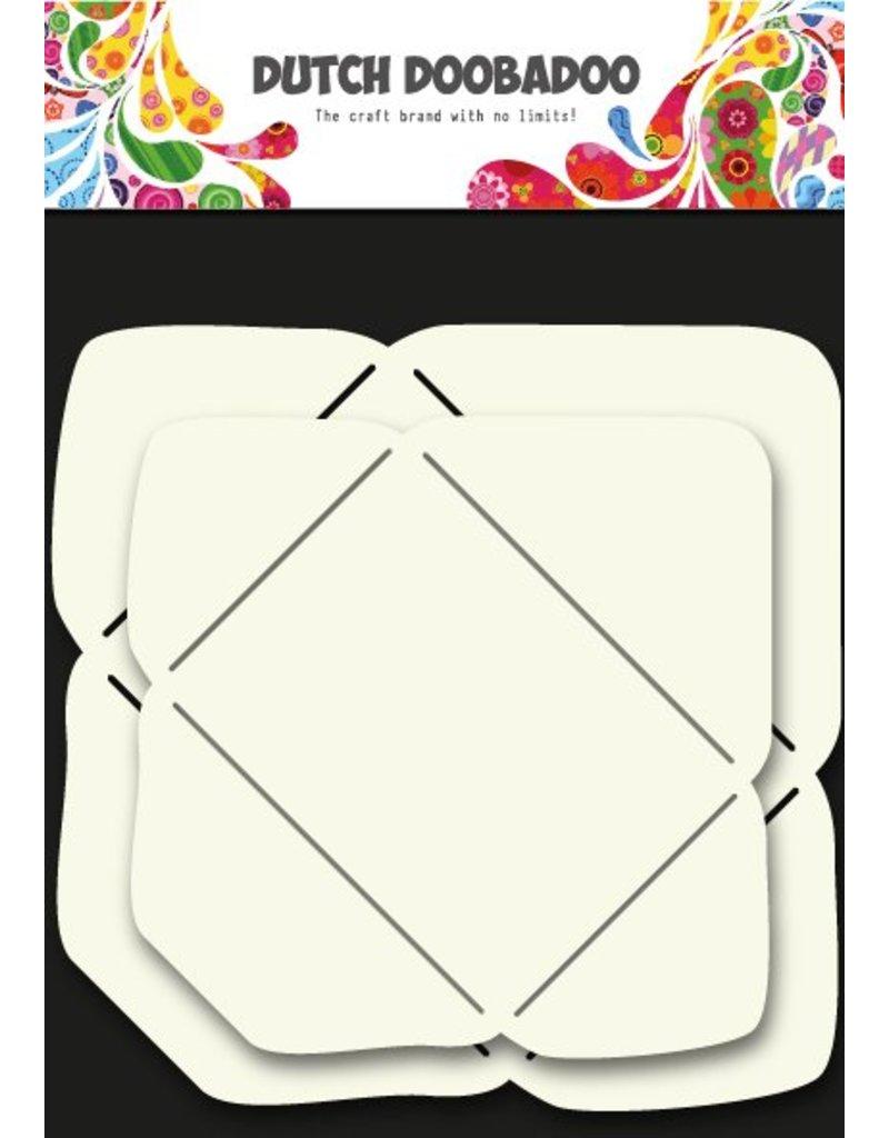 Dutch Doobadoo Polyester Envelope Stencil Small 2 pcs