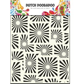 Dutch Doobadoo Dutch Mask Art A5 Squares