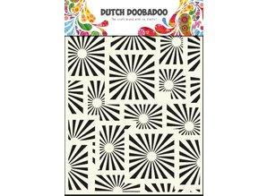 Dutch Doobadoo Dutch Mask Art A5 Squares