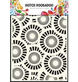 Dutch Doobadoo Dutch Mask Art A5 Circles