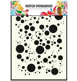 Dutch Doobadoo Dutch Mask A5 Bubbles