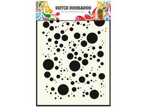 Dutch Doobadoo Dutch Mask A5 Bubbles