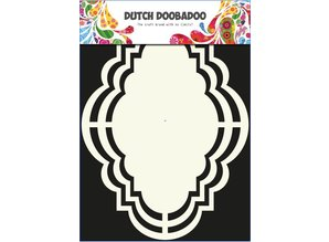 Dutch Doobadoo Dutch Shape Art Romantic