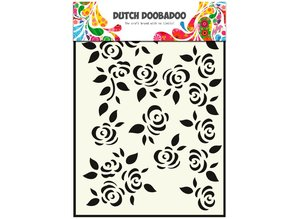 Dutch Doobadoo Dutch Mask A5 Roses