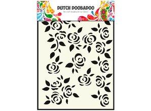 Dutch Doobadoo Dutch Mask A5 Roses