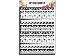 Dutch Doobadoo Dutch Paper Art A5 Borders