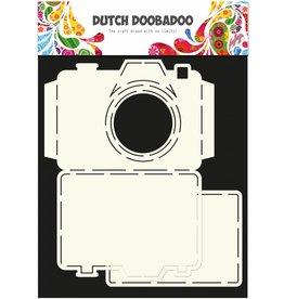 Dutch Doobadoo Dutch Card Art Camera Set 2 pcs
