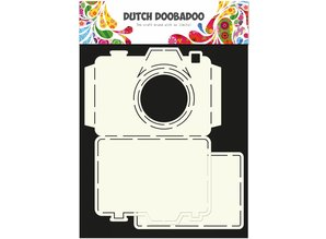 Dutch Doobadoo Dutch Card Art Camera Set 2 pcs