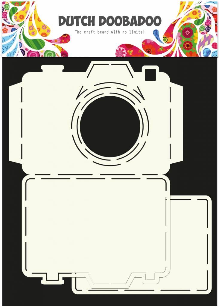 Dutch Doobadoo Dutch Card Art Camera Set 2 Pcs Dutch