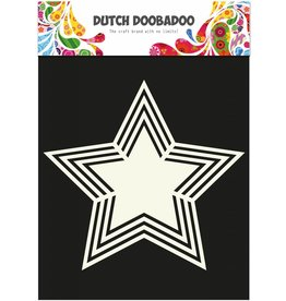 Dutch Doobadoo Dutch Shape Art Star