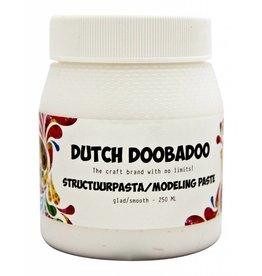 Dutch Doobadoo Structure Paste Smooth 250 ml
