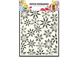 Dutch Doobadoo Dutch Mask Art A5 Ice Stars