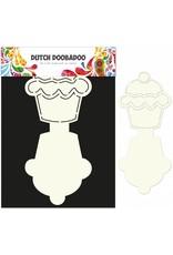 Dutch Doobadoo Dutch Card Art A4 Cupcake