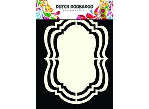 Dutch Doobadoo Dutch Shape Art A5 Ornate