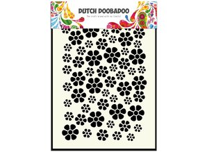 Dutch Doobadoo Dutch Mask Art A5 Flowers