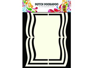Dutch Doobadoo Dutch Shape Art A5 Book