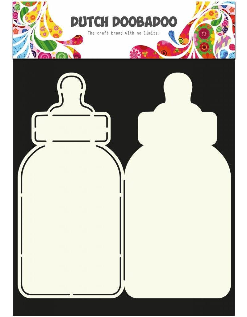 Dutch Doobadoo Dutch Card Art A4 Baby Bottle