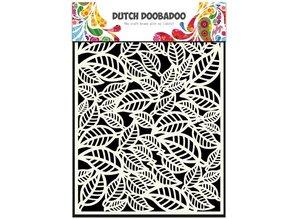 Dutch Doobadoo Dutch Mask Art A5 Leaves