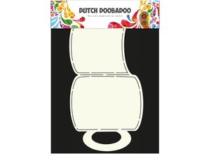 Dutch Doobadoo Dutch Card Art A4 Mug