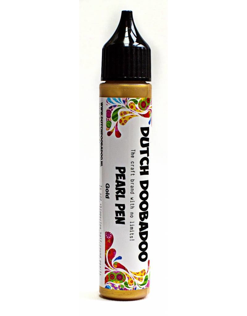Dutch Doobadoo Dutch Pearl Pen Gold 28 ml bl.spraynozzle