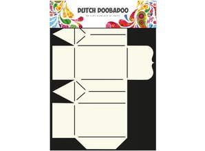Dutch Doobadoo Dutch Box Art Little gift bag 21,5x26,6 cm