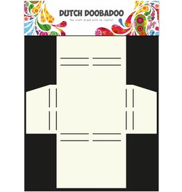 Dutch Doobadoo Dutch Box Art Merci 16,3 x 21,8 cm