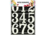 Dutch Doobadoo Dutch Stencil Art A4 Numbers 2