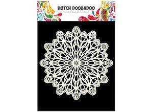 Dutch Doobadoo Dutch Mask Art A5 Circle