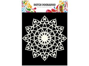 Dutch Doobadoo Dutch Mask Art A4 Circle