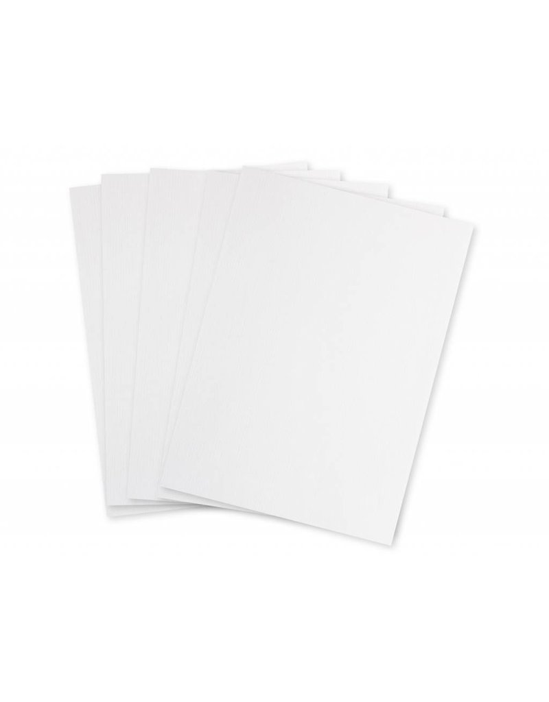 Dutch Doobadoo Dutch ATC white 64x89mm (50 pieces)