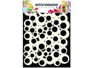 Dutch Doobadoo Dutch Mask Art A5 Bubbles 2