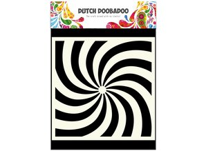 Dutch Doobadoo Dutch Mask Art 15 x 15 cm Spiral