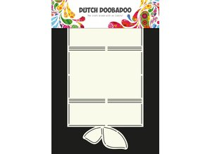Dutch Doobadoo Dutch Card Art A4 Butterfly