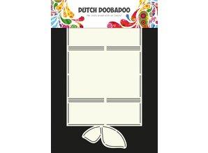 Dutch Doobadoo Dutch Card Art A4 Butterfly