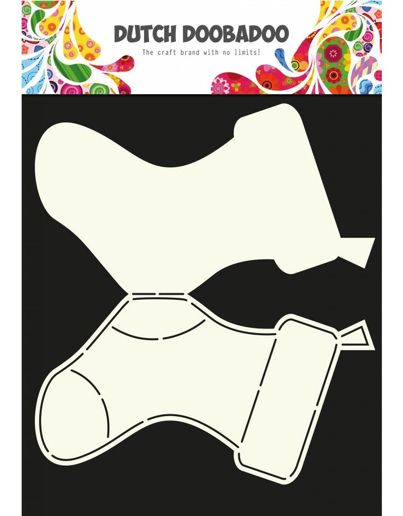 Dutch Doobadoo Dutch Card Art A4 Stockings