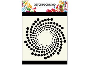 Dutch Doobadoo Dutch Mask Art 15 x 15 cm Sun