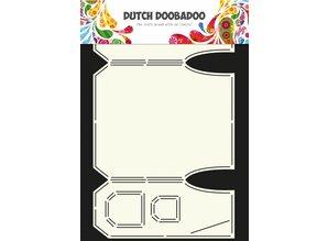 Dutch Doobadoo Dutch Card Art A4 Jacket