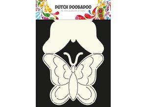 Dutch Doobadoo Dutch Card Art Butterfly A4