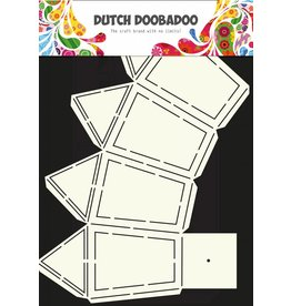 Dutch Doobadoo Dutch Box Art Lantern A4
