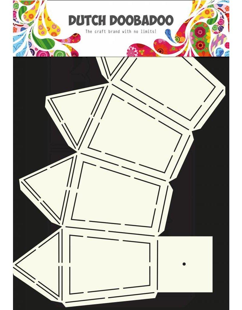Dutch Doobadoo Dutch Box Art Lantern A4