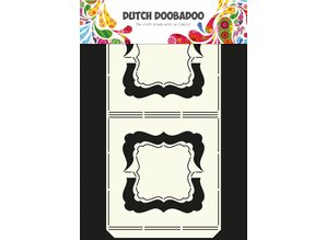 Dutch Doobadoo Dutch Card Art Harmonica A4