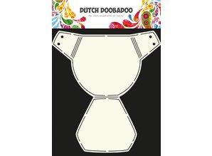 Dutch Doobadoo Dutch Card Art Diaper A4