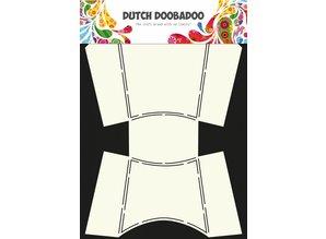 Dutch Doobadoo Dutch Box Art A4 French Fries