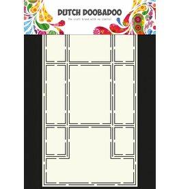 Dutch Doobadoo Dutch Card Art Swing card Trifold A4
